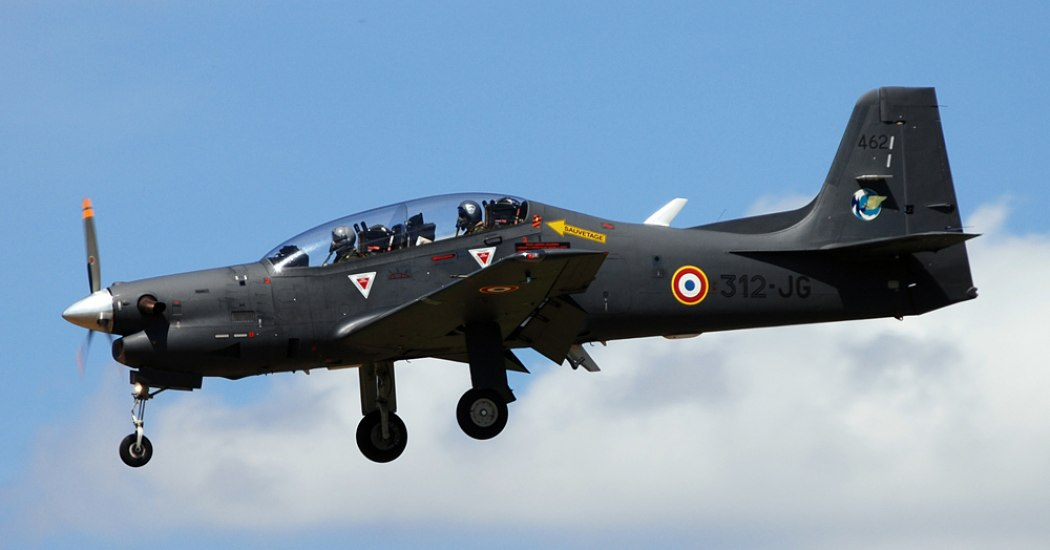 Embraer EMB 312 Tucano. Легкий штурмовик. (Бразилия)