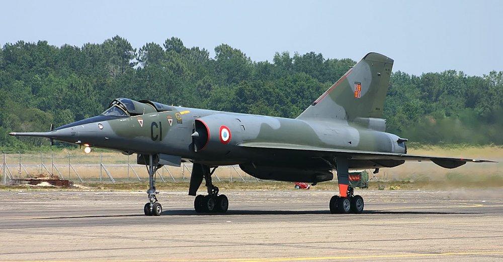 Dassault Mirage IV. Бомбардировщик. (Франция)