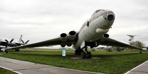 М-4. Cтратегический бомбардировщик. (СССР)