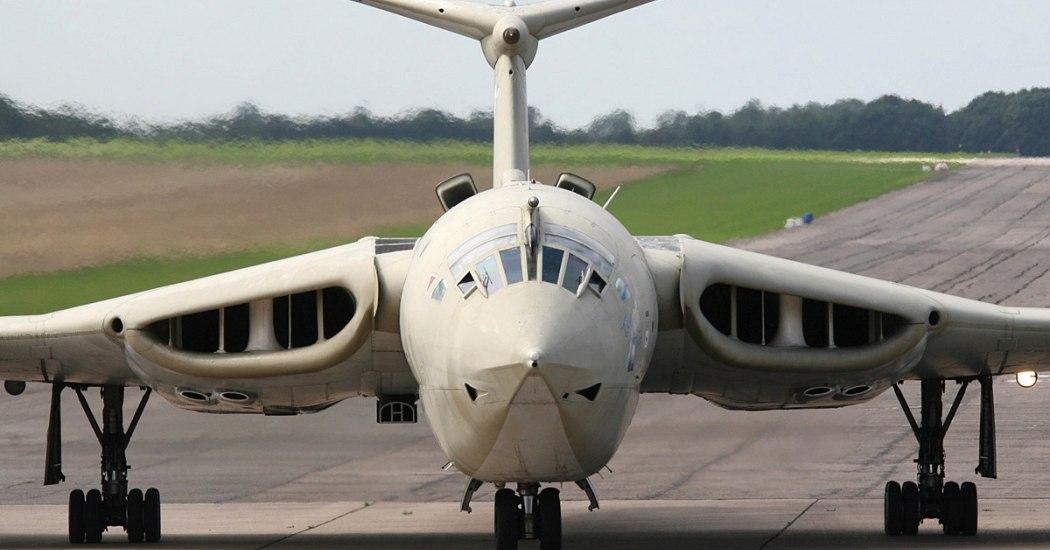 Handley Page Victor. Стратегический бомбардировщик. (Англия)