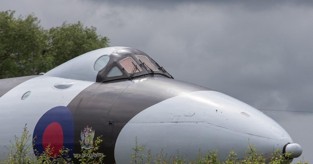 Avro Vulcan. Стратегический бомбардировщик. (Англия)