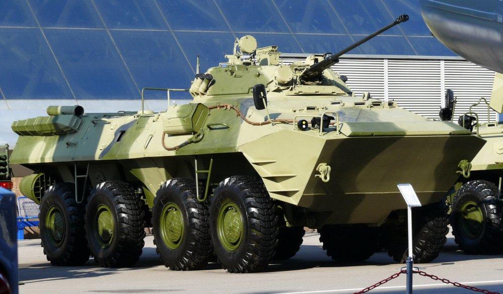 БТР-90 «Росток». БТР. (Россия)