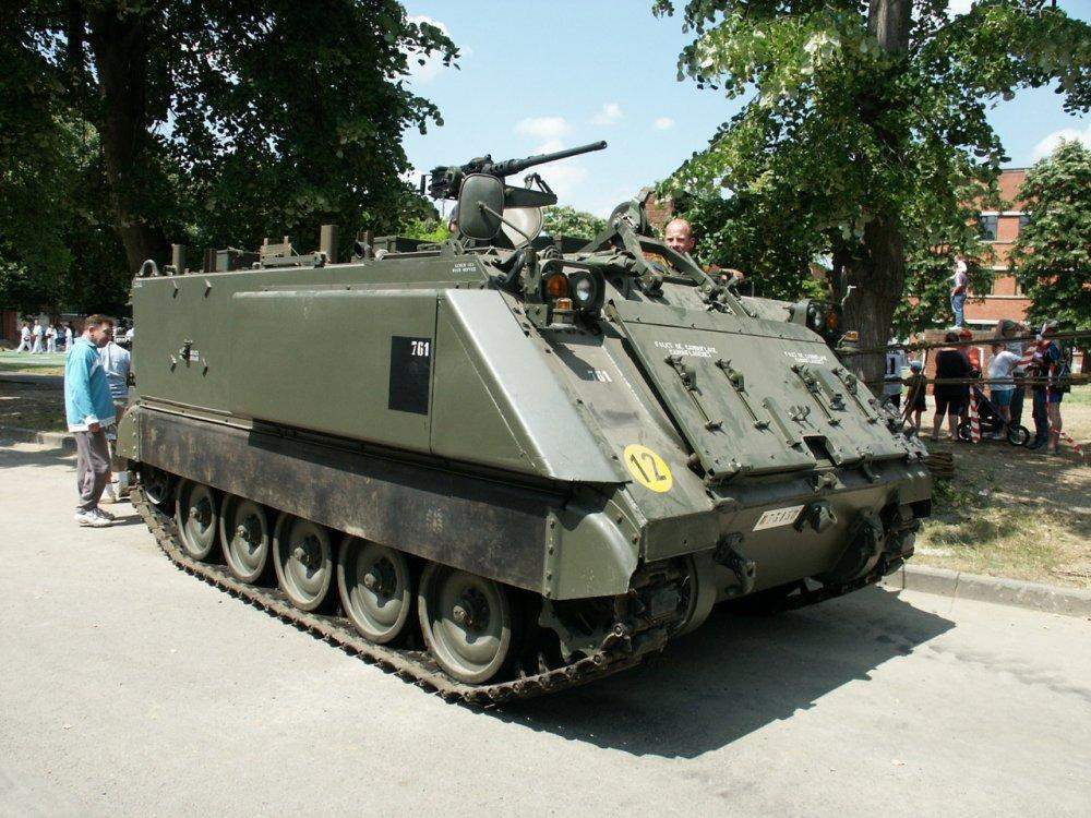 M113. БТР. (США)