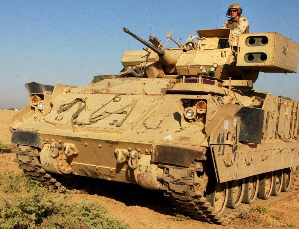 M2 Bradley. БМП. (США)