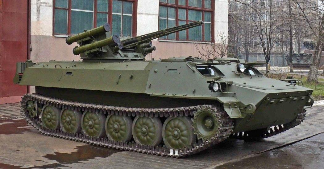 МТ-ЛБМШ. БМП. (Украина)