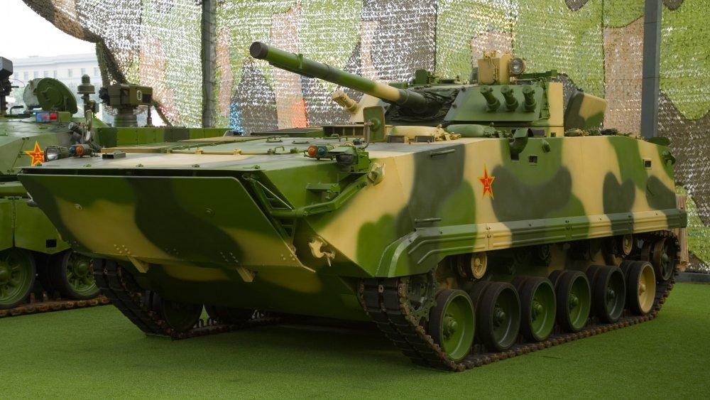 ZBD-97 / Тип 97. БМП. (Китай)