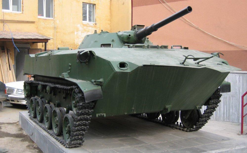 БМД-1. БМД. (СССР-Россия)