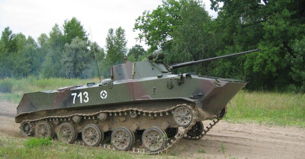 БМД-2 «Будка». БМД. (СССР-Россия)