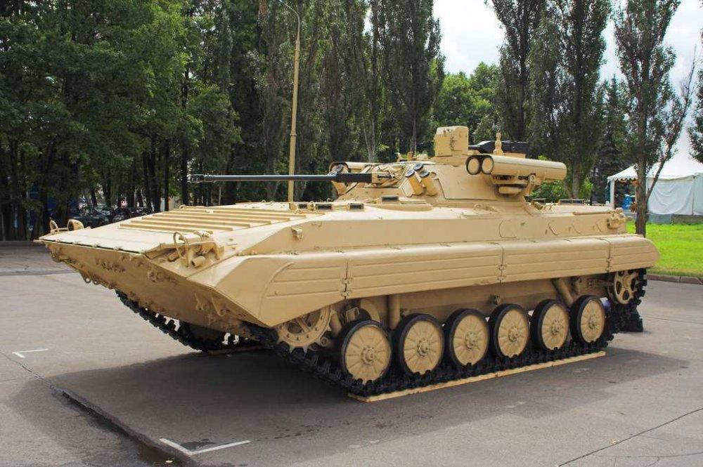 БМП-2. БМП. (СССР-Россия)