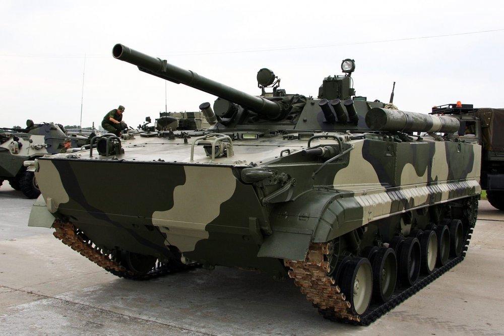 БМП-3. БМП. (СССР-Россия)