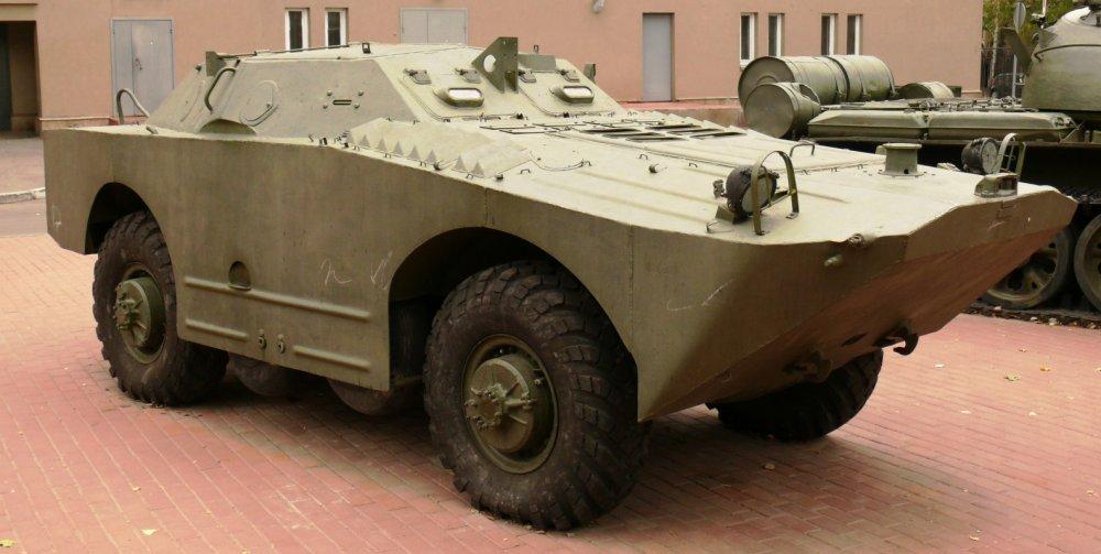 БРДМ-1. БРДМ. (СССР)