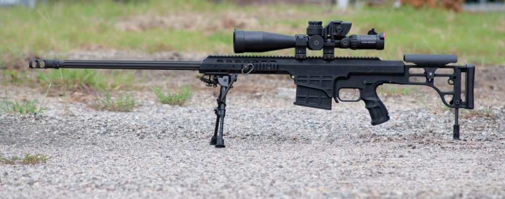 Barrett 98B. Снайперская винтовка. (США).