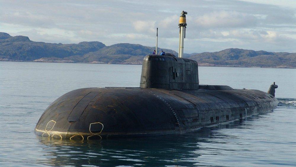 К-186 «Омск». Ракетный атомный подводный крейсер. (СССР - Россия)