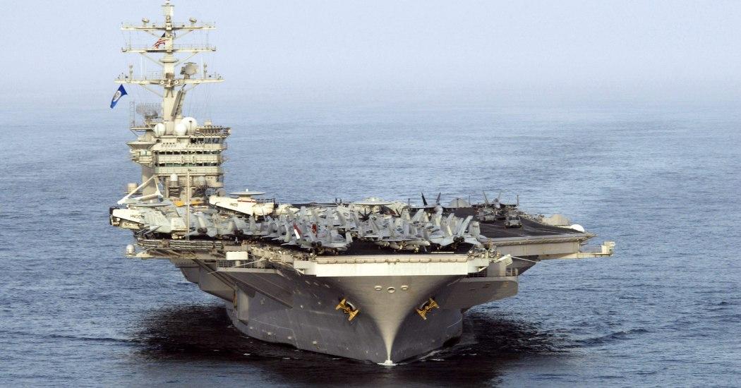 «Нимиц» (USS Nimitz CVN-68). Авианосец. (США)