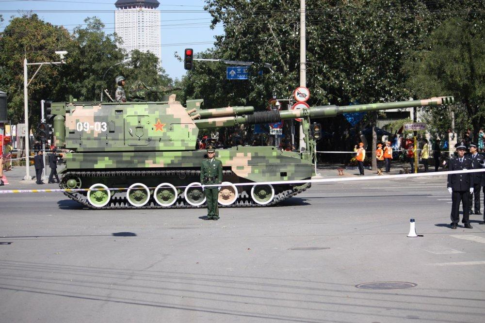 PLZ-05. САУ. (Китай)