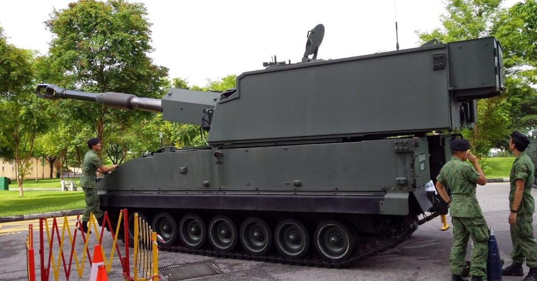 SSPH «Primus». САУ. (Сингапур)