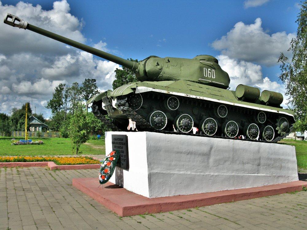 """ИС-2. """"Тяжелый танк"""". (СССР)"""