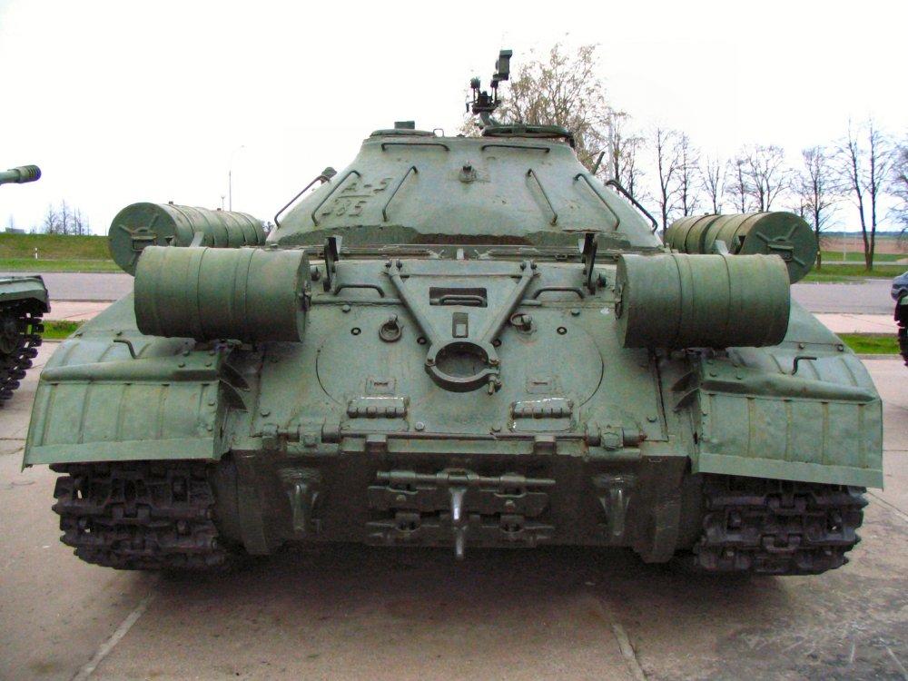 ИС-3. Тяжелый танк прорыва. (СССР). Описание, изображения, характеристики.