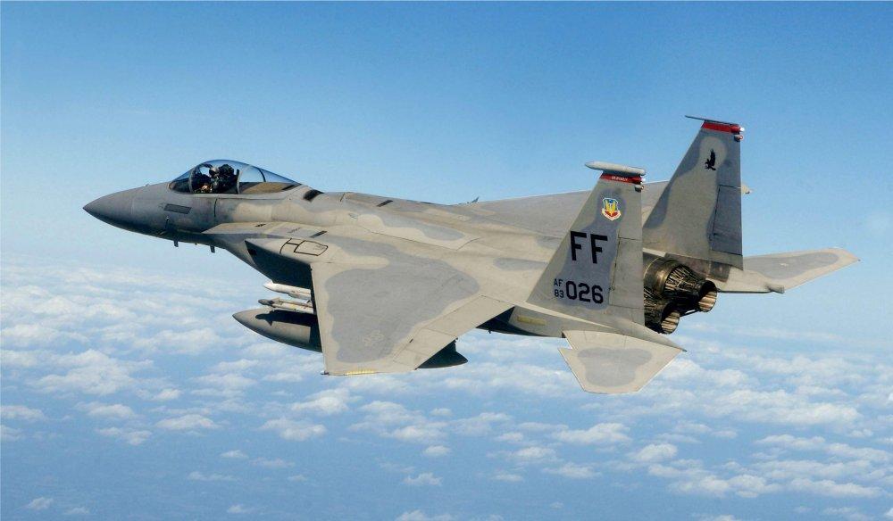 McDonnell Douglas F-15 Eagle. Истребитель. (США)