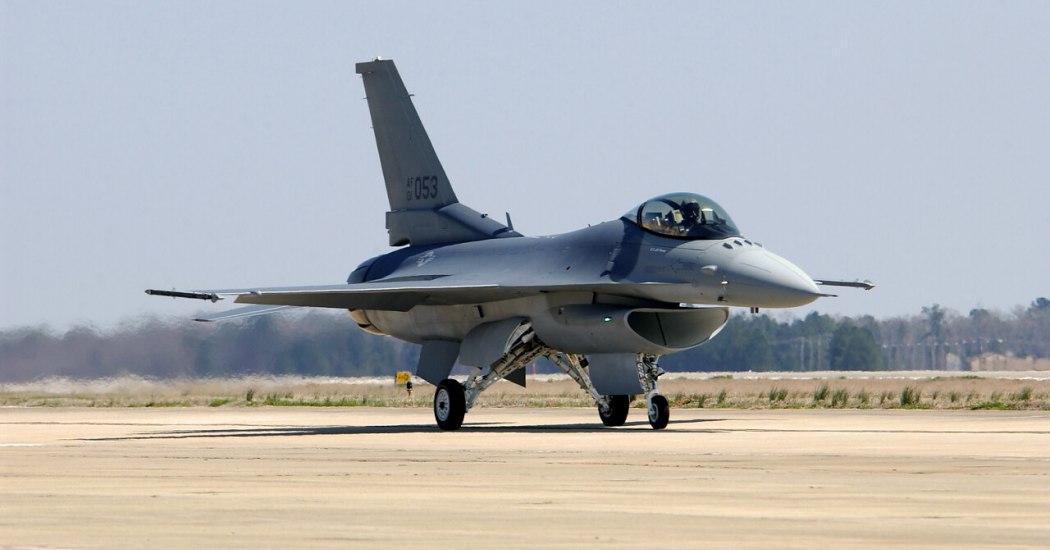 F-16 Fighting Falcon. Многофункциональный легкий истребитель. (США)
