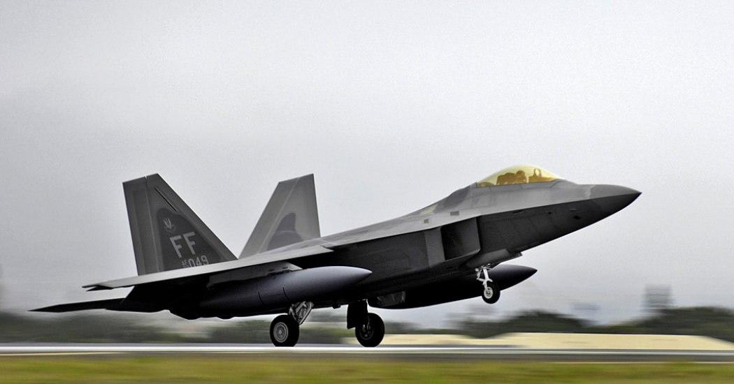 """F-22 """"Raptor"""". Многоцелевой истребитель. (США)"""