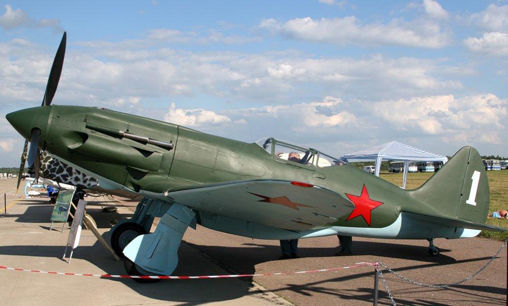 МиГ-3. Истребитель-перехватчик. (СССР)