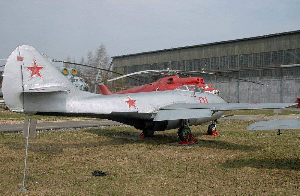МиГ-9. Истребитель. (СССР)