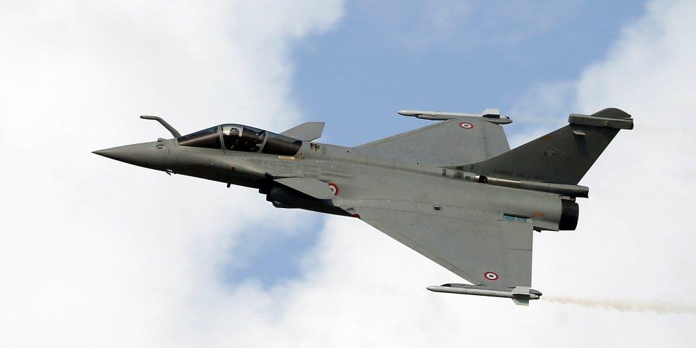 """Dassault """"Rafale"""". Многоцелевой истребитель. (Франция)"""