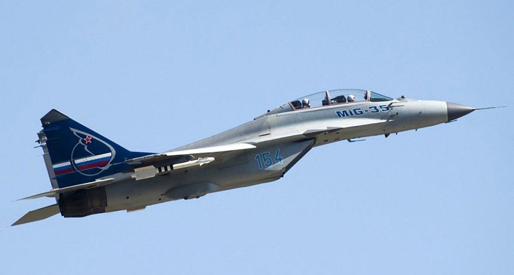 МиГ-35. Многоцелевой истребитель. (Россия)