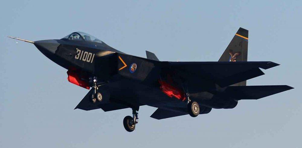 Shenyang J-31. Истребитель. (Китай)