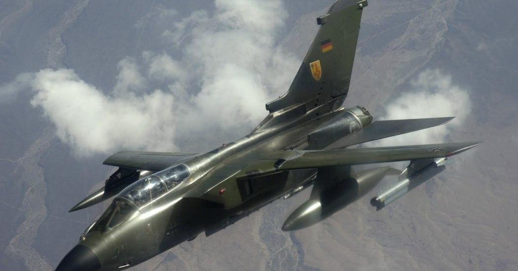 Panavia Tornado. Истребитель. (Германия-Англия-Италия)