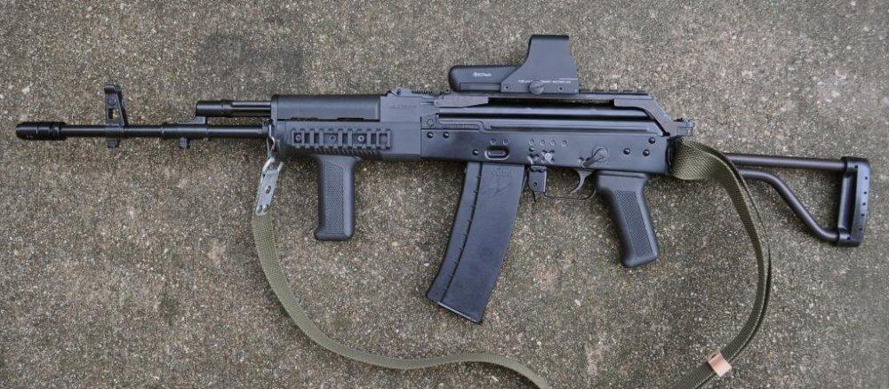 wz.96 Beryl. Штурмовой карабин. (Польша)