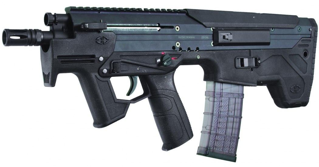 Desert Tech MDR / MDR-C. Штурмовая винтовка. (США)