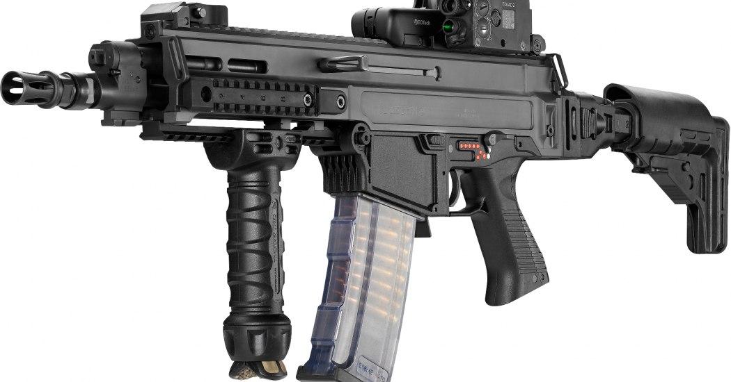 CZ 805. Штурмовая винтовка. (Чехия)