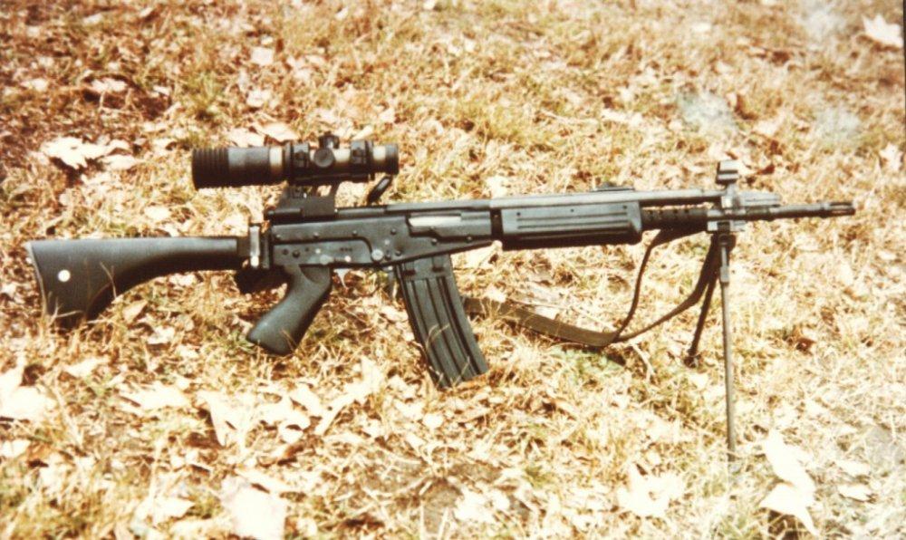 FARA 83. Штурмовая винтовка. (Аргентина)