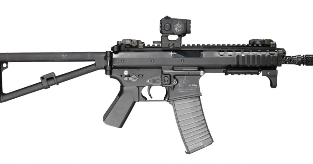 KAC PDW. Штурмовая винтовка. (США)
