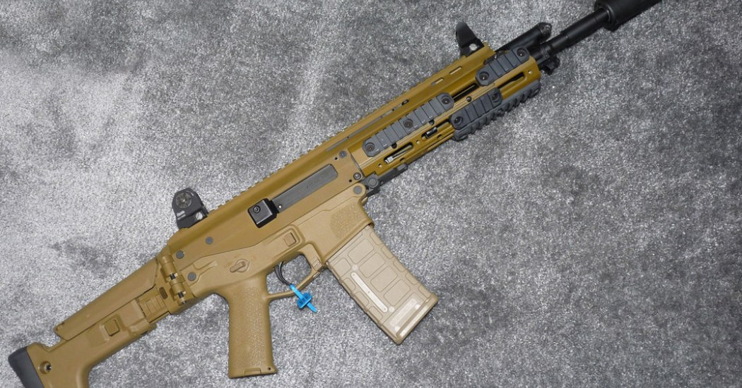 Magpul Masada / Bushmaster ACR. Штурмовая винтовка. (США)