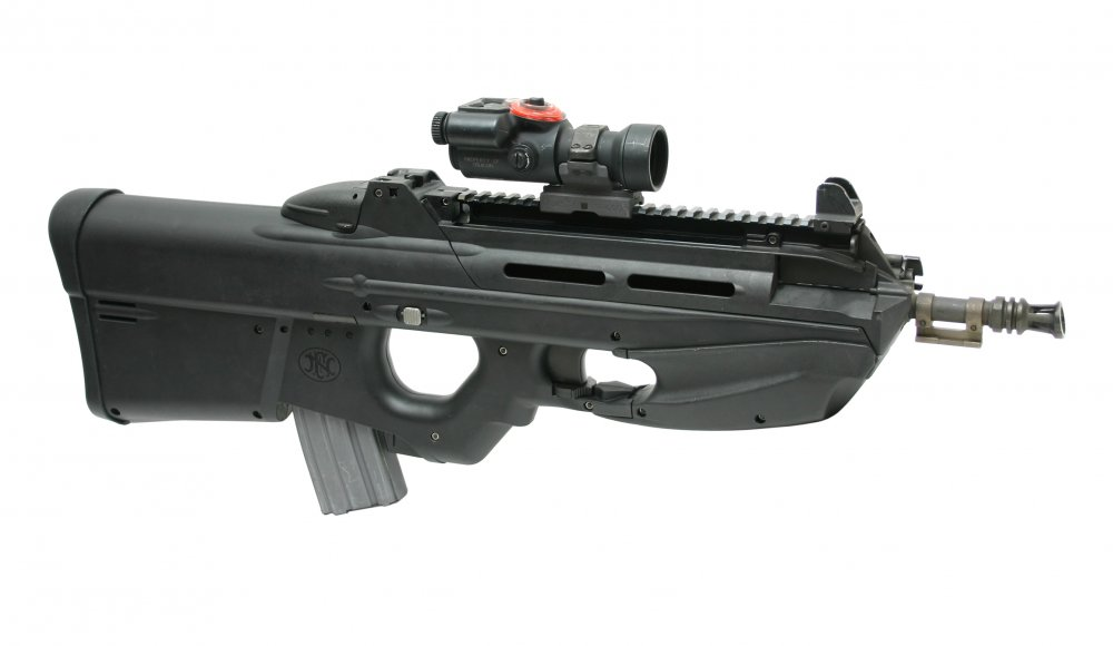 FN F2000. Штурмовая винтовка. (Бельгия)