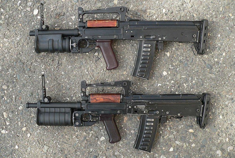 ОЦ-14 «Гроза». Стрелково-гранатометный комплекс. (Россия)