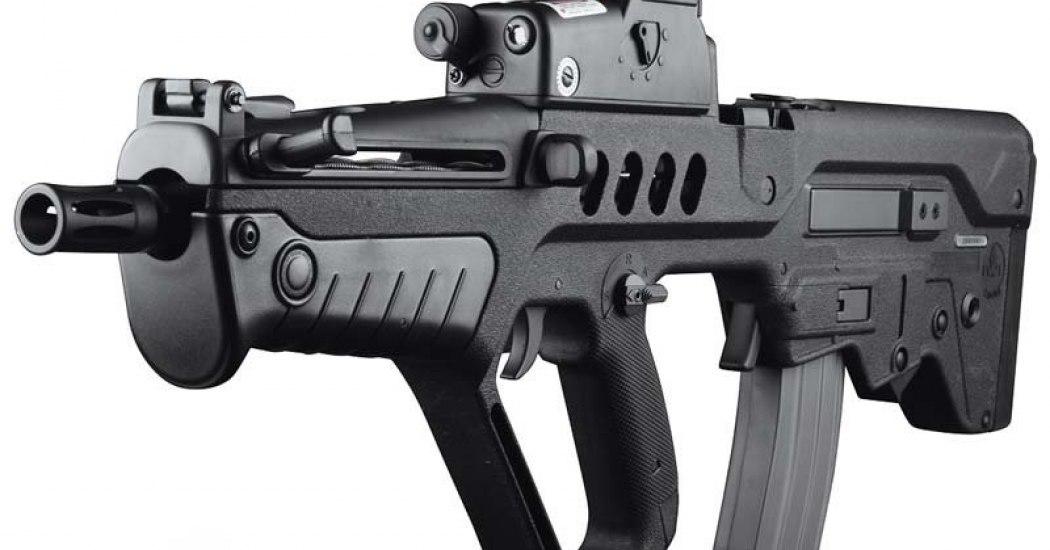 ТАР-21. Штурмовая винтовка. (Израиль)