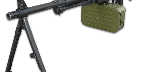 «Печенег». Единый пулемет. (Россия)