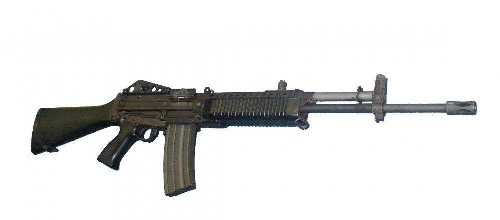 Stoner 63. Ручной пулемет. (США)