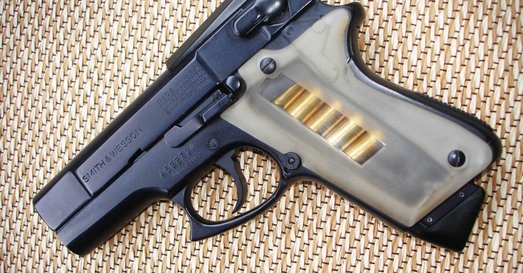 ASP. Компактный пистолет. (США)