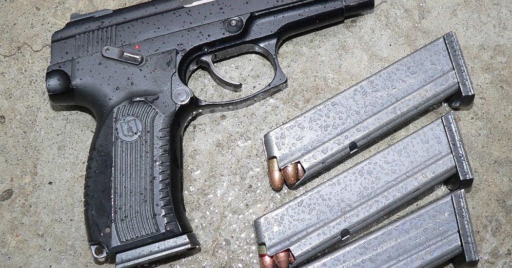 Пистолет Ярыгина «Грач». Самозарядный пистолет. (Россия)