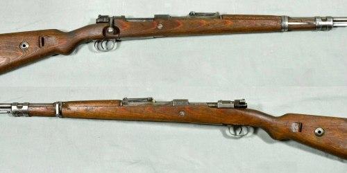 Mauser 98k. Карабин. (Германия)