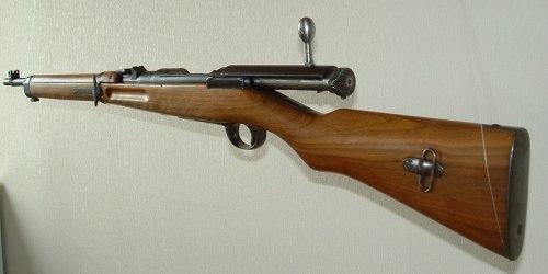 Arisaka Type 38. Магазинная винтовка. (Япония)
