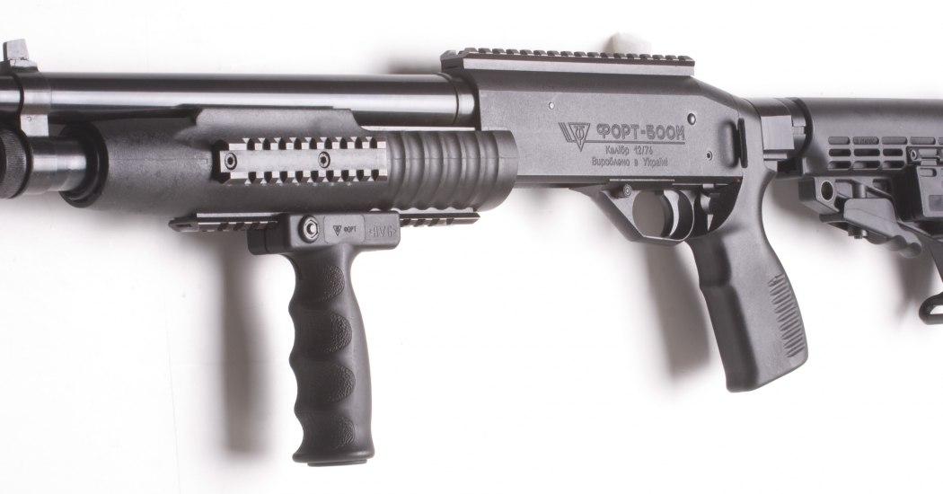 Форт-500. Гладкоствольное ружье. (Украина)