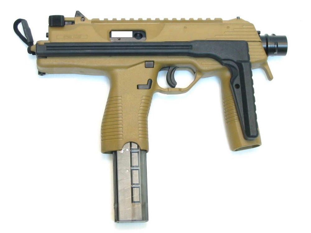 Steyr TMP. Пистолет-пулемет. (Австрия)