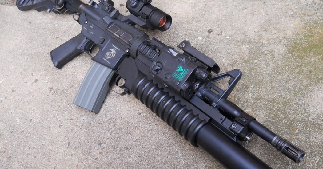 M203 4