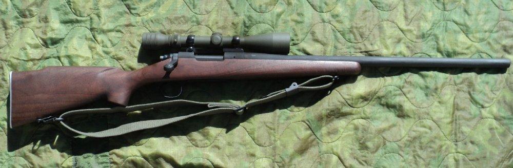 M40. Снайперская винтовка. (США)